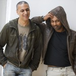 Nitin Sawnhey and Akram Khan