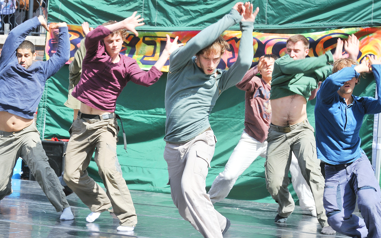 Hofesh Shechter Group at Big Dance