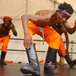 Gumboot dancers - Cultural Cooperation