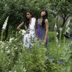 Eiisha Massiah and Bertha Tanaem